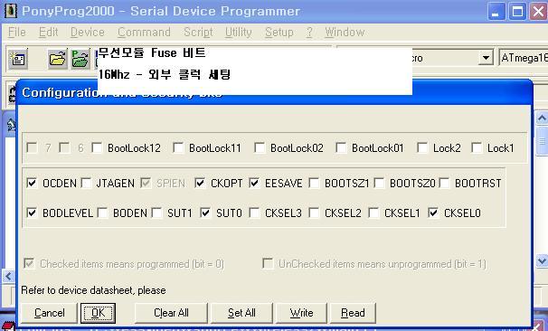 무선모듈 Fuse Bit 세팅.JPG